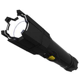 Strikelight Rechargeable Flashlight with Stun Gun