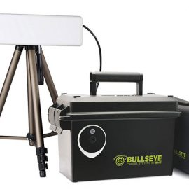 SME Bullseye: WiFi Shooting Target Camera System