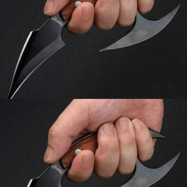 Fury 7″ Double Bade Karambit Knife