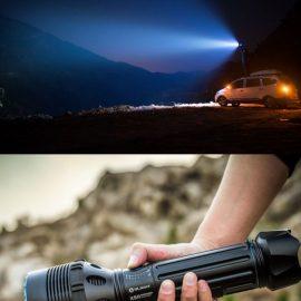 Olight X9R Marauder Flashlight [25000 Lumens]