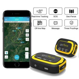 goTele Off-Grid Real-time GPS Tracker