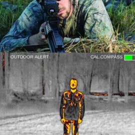 FLIR Thermosight PRO PTS536 Thermal Weapon Sight