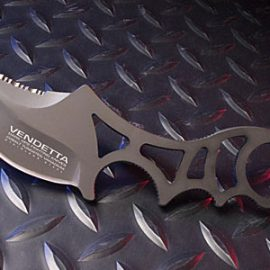 Dark Ops Vendetta Covert Neck Knife