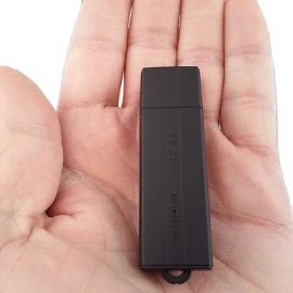 Voice Activated Flash Drive Audio Recorder