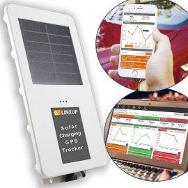 Linxup LAADS1 Solar GPS Tracker