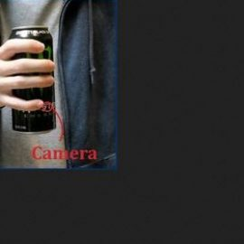 OmniMCam: Monster Can Hidden Camera