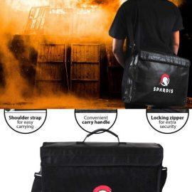 Spardis Fireproof Document Bag