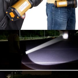 BuySight 6000 Lumens Rechargeable Searchlight