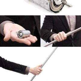 Magic Wand: Self-Defense Pocket Staff