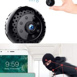 FREDI Mini Hidden Spy Camera