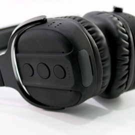 PV-EP10W 1080P Headphones with WiFi Covert Camera