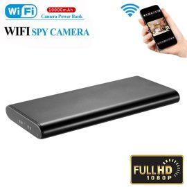 10000mAh WiFi Hidden Camera Power Bank
