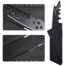 Credit Card Knife Multitool