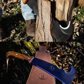 Woodman's Pal 2.0: Multi-Function Survival Machete