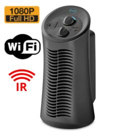 Hidden Camera Air Purifier with Night Vision