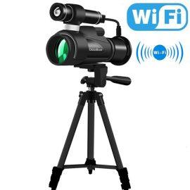 OsxoBear Night Vision Monocular with WiFi