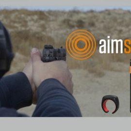 AimSteady: Wearable Handgun Shooting Coach