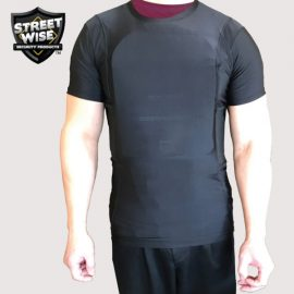 Streetwise Safe-T-Shirt Can Save Your Life