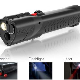 LifeLite PepperBall Launcher with Laser & Flashlight