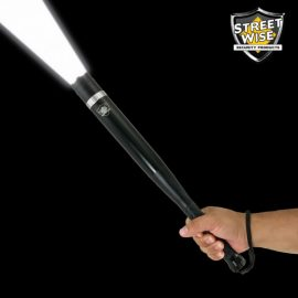 Heavy Hitter Aluminum Bat Flashlight for Self Defense