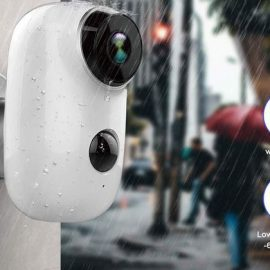 Abowone Battery Powered WiFi Security Camera