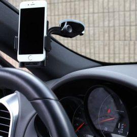 Car Smartphone Holder WiFi Hidden Camera