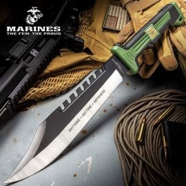 Marine Force Recon Jungle Operator Bowie Knife