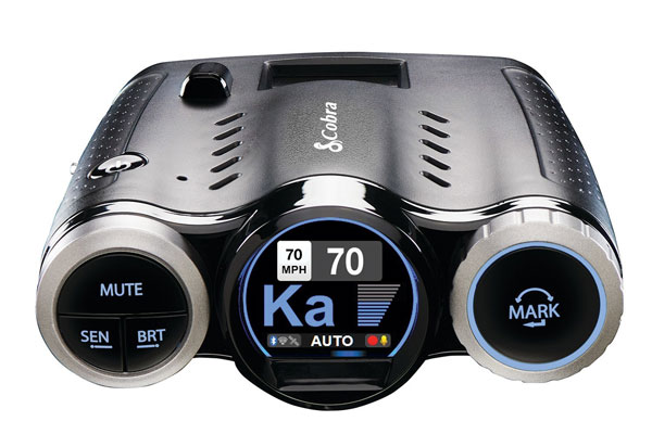 Cobra Road Scout Elite Dash Cam Amp Laser Radar Detector For
