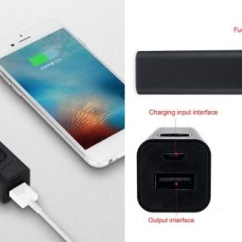 Power Bank Hidden Camera