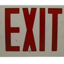 Xtreme Life 4K Exit Sign with Night Vision