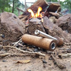 Campfirepiston Hickory Fire Piston