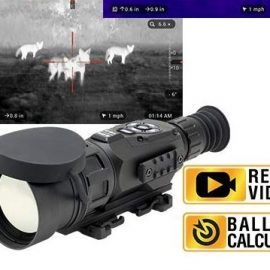 ATN Thor-HD Thermal Scope with WiFi/Bluetooth