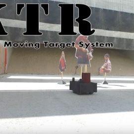 Komodo Target Robot for Battlefield Training