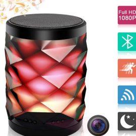 Poetele Hidden Camera Bluetooth Speaker
