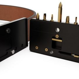 BitBuckle: Wearable Belt Multitool
