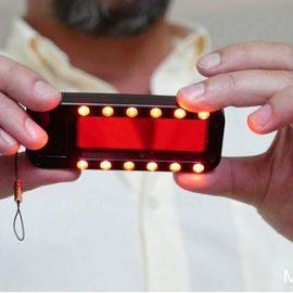 Mic-Lock Hidden Camera Detector