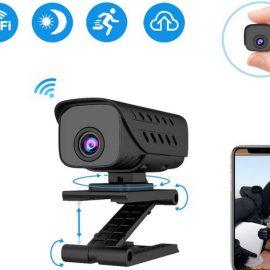 RETTRU Tiny WiFi Security Camera