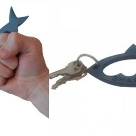 SHAR-KEY Self Defense Keychain