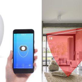 Wasserstein Smart Motion Sensor