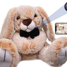 Plush Toy Hidden Spy Camera