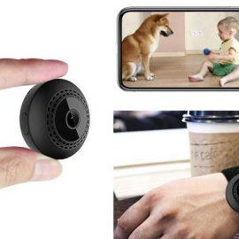 Aoboco Wearable Hidden Camera