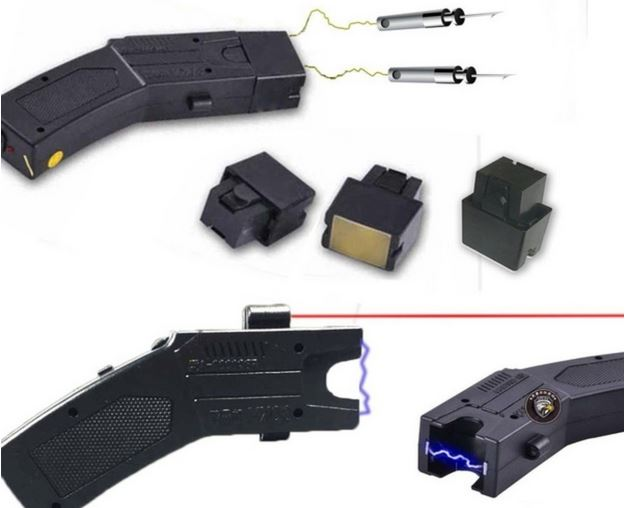 Depm Stun Launcher For Self Defense Spy Goodies
