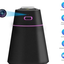 1080p Hidden Camera Humidifier