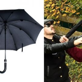 Security Umbrella for Self Defense