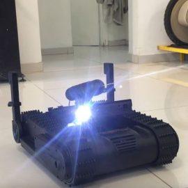 DOGO Mk II Tactical Armed Reconnaissance Robot