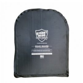 Streetwise Rear Guard Ballistic Shield Turns Your Backpack Bulletproof