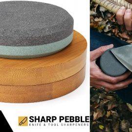 Sharp Pebble Dual Grit Axe Sharpening Stone