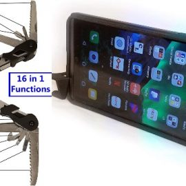 16 in 1 Multitool with Phone Holder
