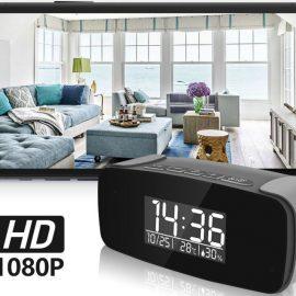 MAC-MCRRIR Hidden Camera Clock