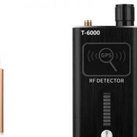 T6000 GPS Bug Camera Detector